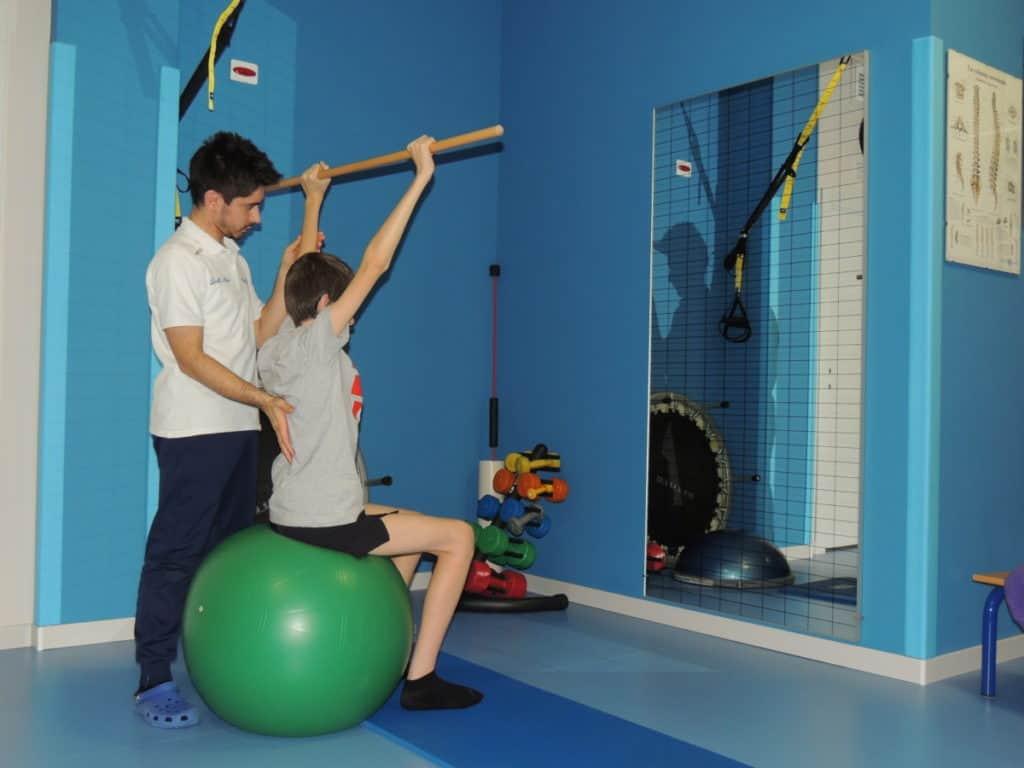 Ginnastica posturale in età evolutiva